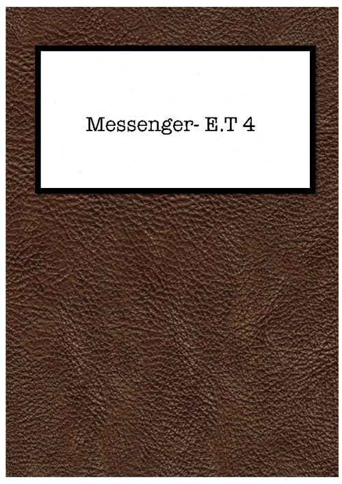 Messenger- E.T 4, Geneviève, Jacqueline et Yoshio 9A