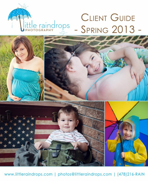 LRP Client Guide - Spring 2013