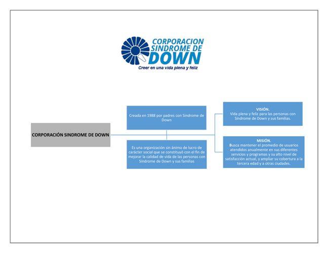 Programas Corporación Síndrome de Down 1