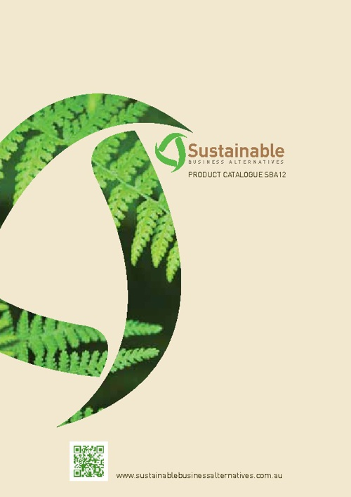 Sustainable Business Alternatives Product Catalogue