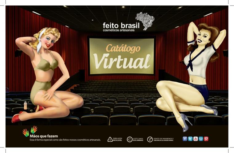 Catálogo Feito Brasil