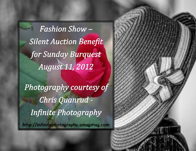 Fashion Show/Silent Auction Benefit