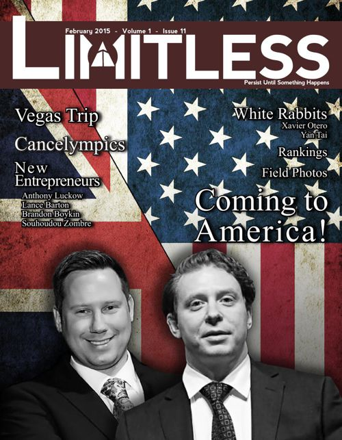 Limitless - February 2015