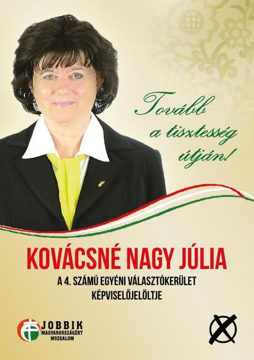 Kovácsné Nagy Júlia