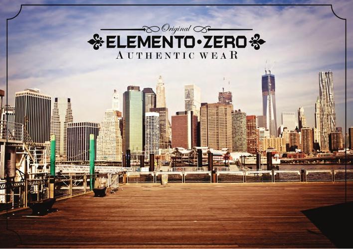 ELEMENTO ZERO - SUMMER 14