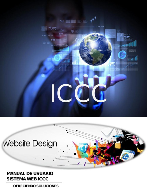MANUAL DE USUARIO WEB Icc