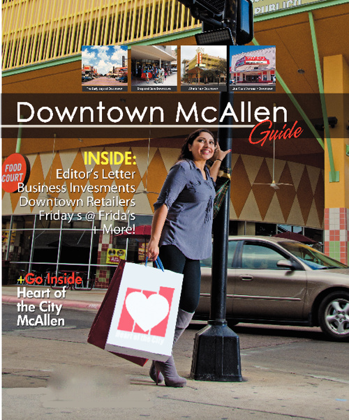 Discover Downtown McAllen