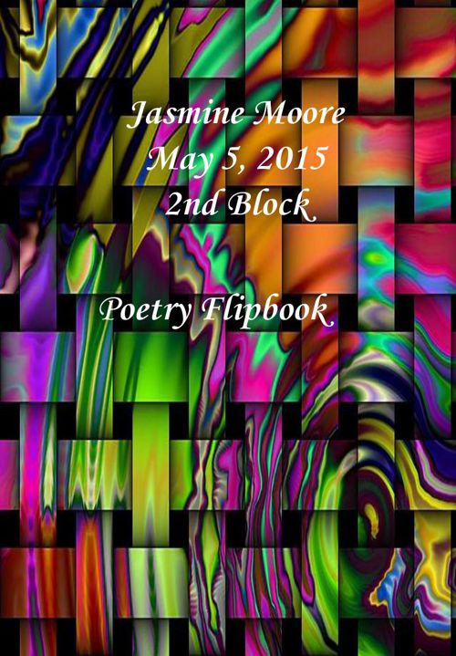 Jasmine Poetry Flipbook