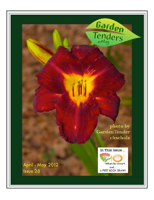 GardenTenders' eMag - May 2012