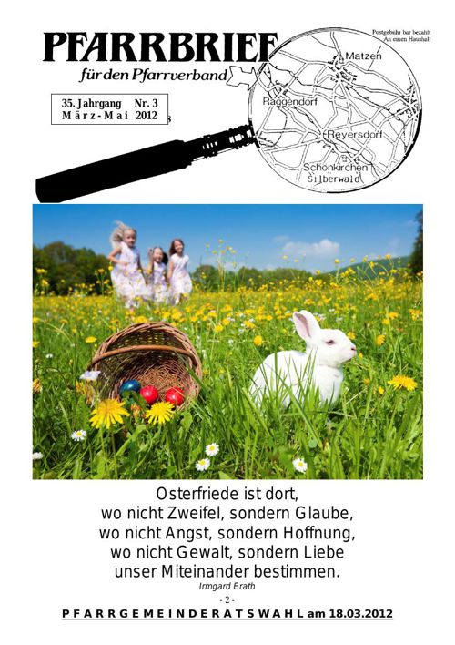 Pfarrbrief 03-05 2012