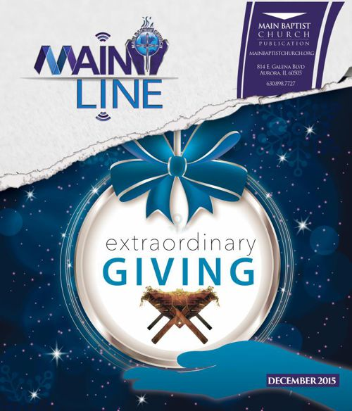 Mainline Publication - December 2015