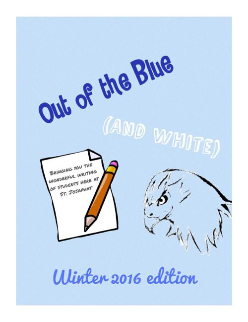 Out of the Blue & White - 2016