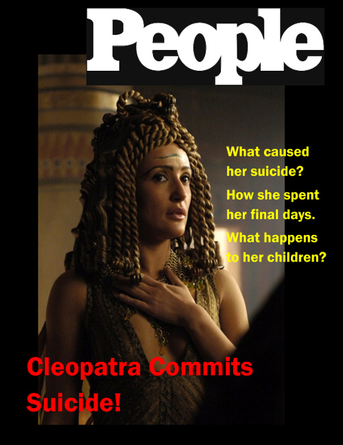 Cleopatra Dean Draft