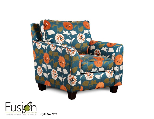 Fusion Accent Chairs