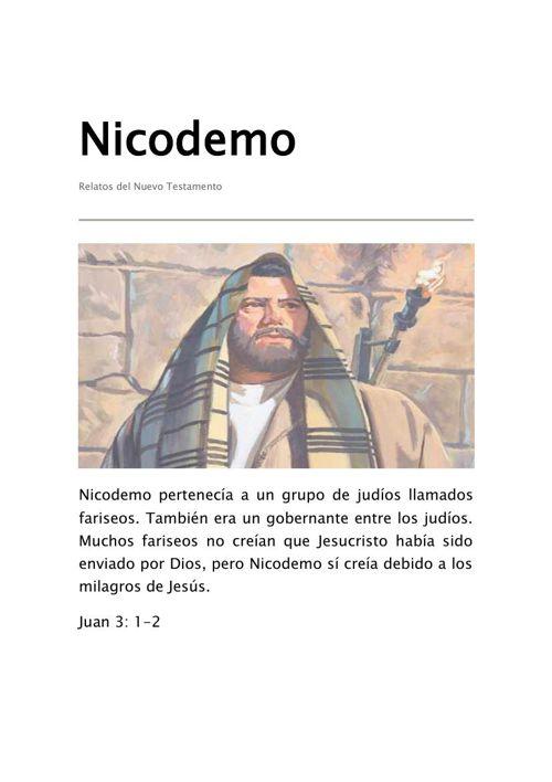 Historia de Nicodemo
