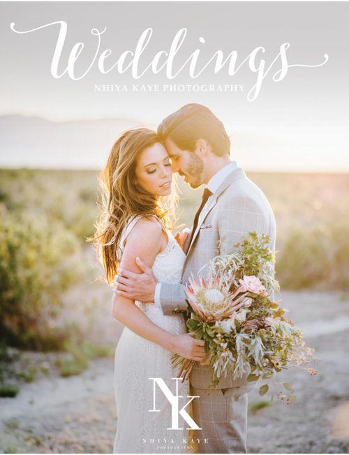 Nhiya Kaye Photography Wedding Pricing Guide 2016
