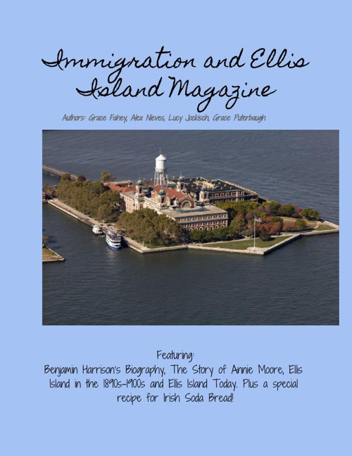 Immigration and Ellis Island