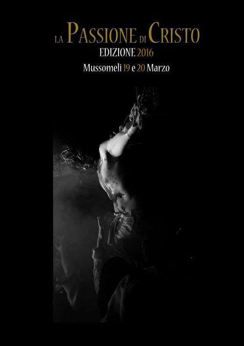 Libro Passione Cristo 2016 Mussomeli small