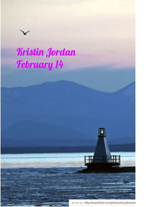 Kristin Jordan's Birthday Book