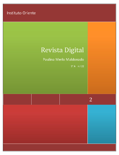 Revista Digital 2