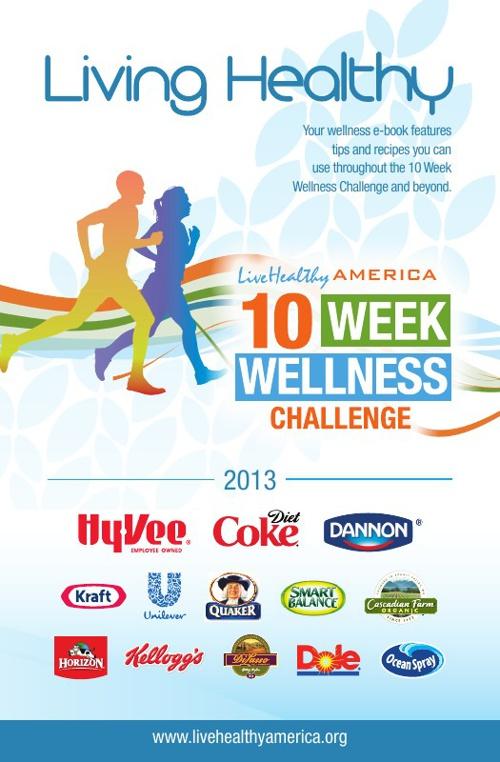 Live Healthy America Wellness e-Book