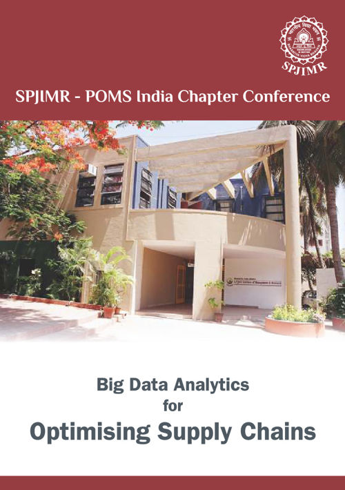 SPJIMR-POMS India Chapter Conference