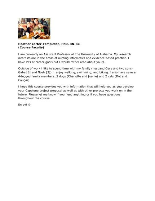 NUR 732 Class Intros Fall 2013