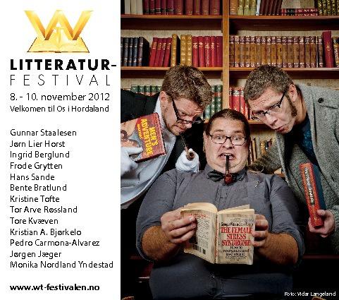 WT Litteraturfestival 2012