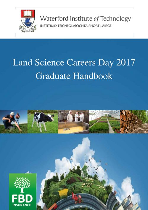 WIT Career Day 2017: Student profile booklet