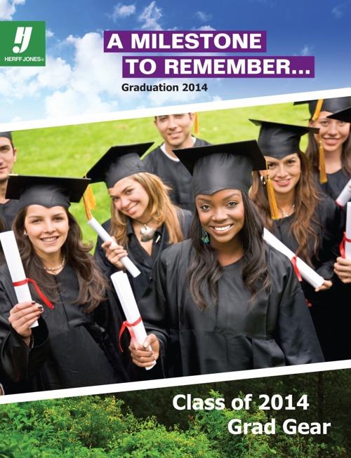 Grad Gear 2014 Catalog