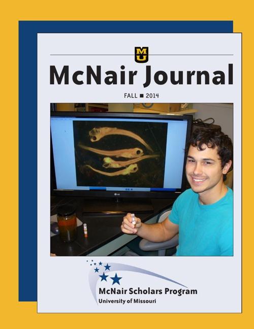 Fall 2014 MU McNair Journal