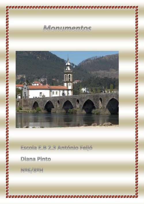 Monumentos- Diana Pinto