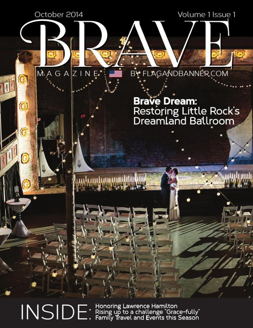 Brave Magazine | Vol. 1, Issue 1 | October 2014