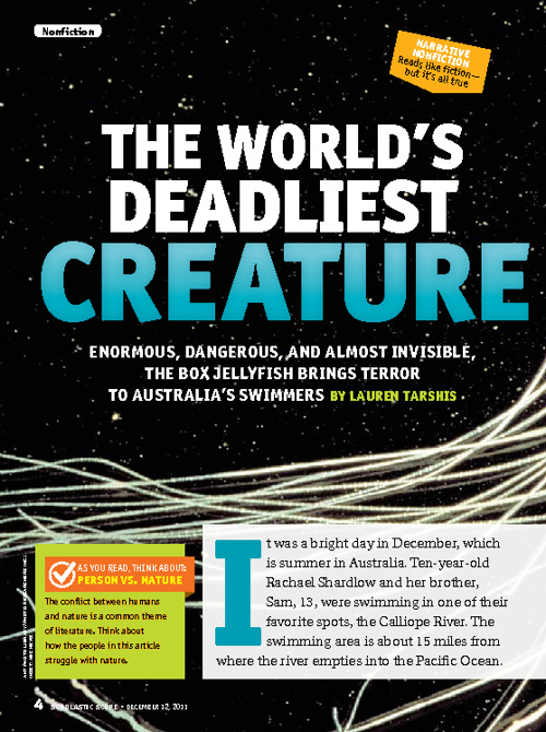 Deadliest Creature