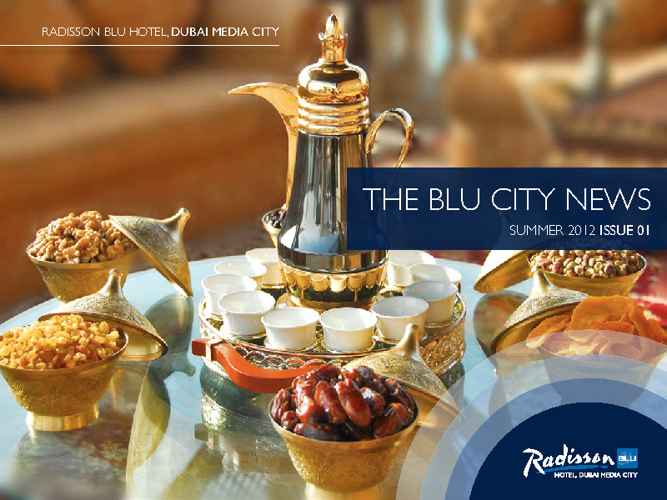 The Blu City News - Issue 01