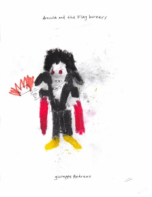 Dracula and the flag burners sample