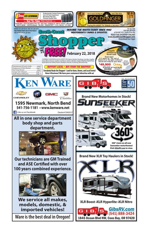South Coast Shopper e-Edition 2-22-18
