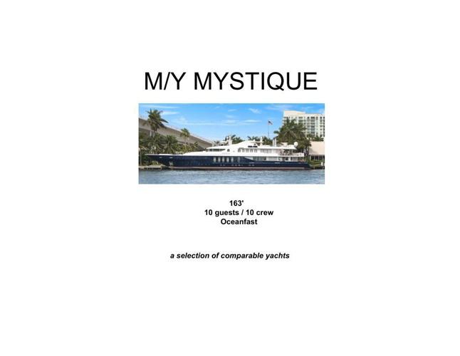mystique presentation
