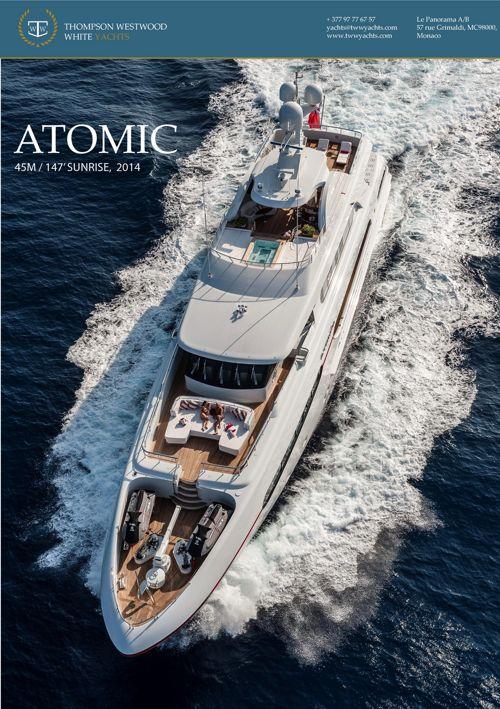 45m Atomic TWW specifcation 2017