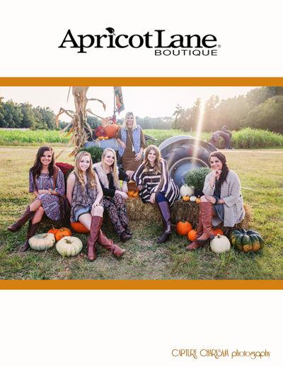 Apricot Lane Fall Look Book #1