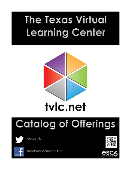 TVLC Catalogue of Offerings 2012-2013