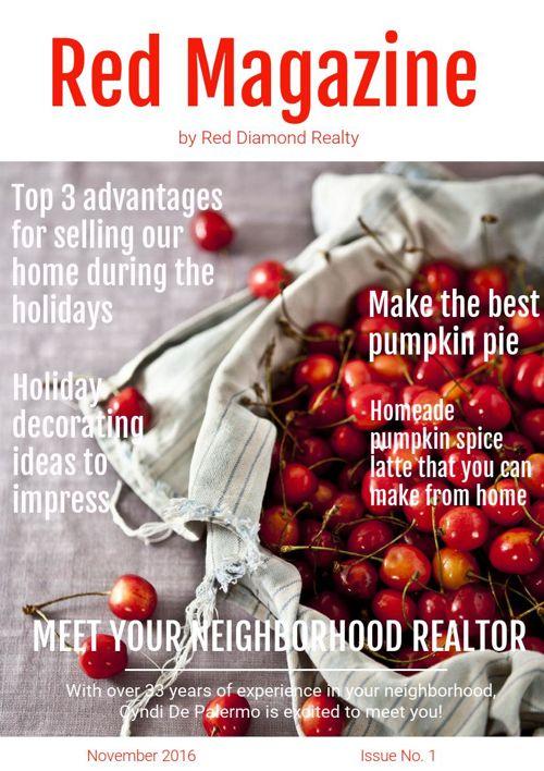 Issue 1 - Nov. 2016