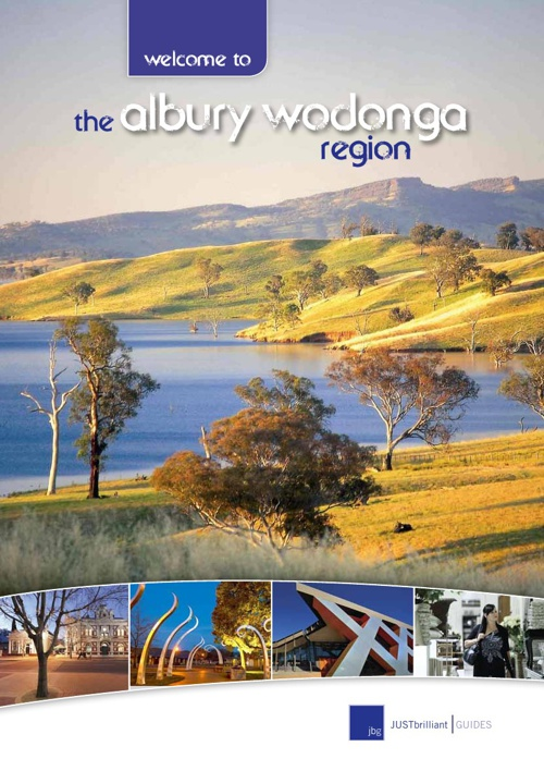 Albury Wodonga Visitors Guide