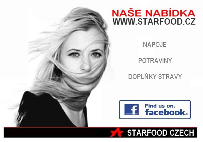 STARFOOD CENÍK NÁPOJE - GERMANY 2014