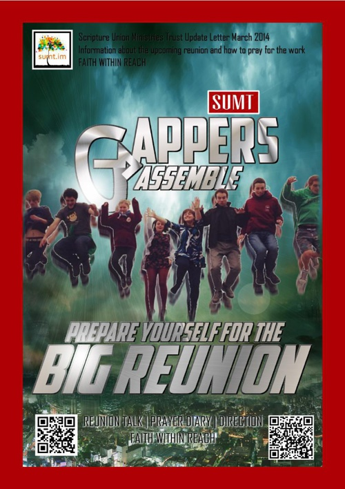 Gappers Assemble March 2014