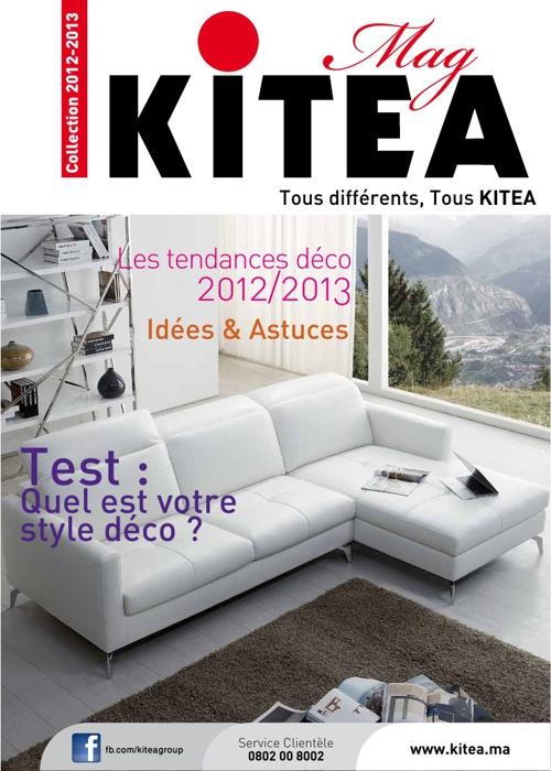 Catalogue KITEA 2012-2013