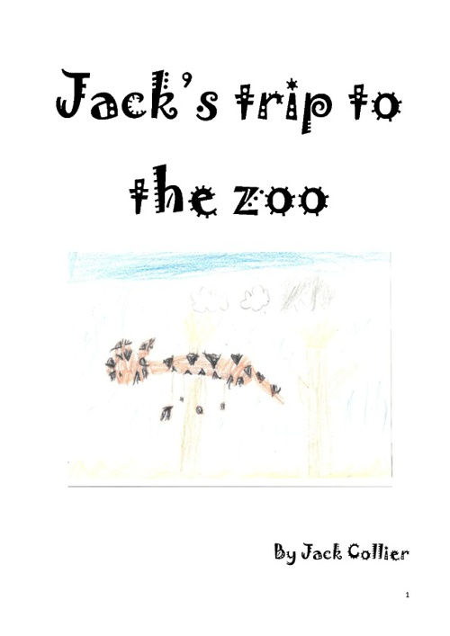 Jack's trip to the zoo