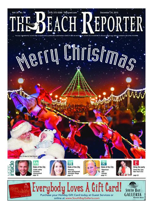 The Beach Reporter | 12-24-15