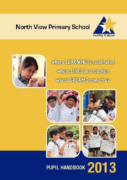 NVPS Pupil Handbook 2013