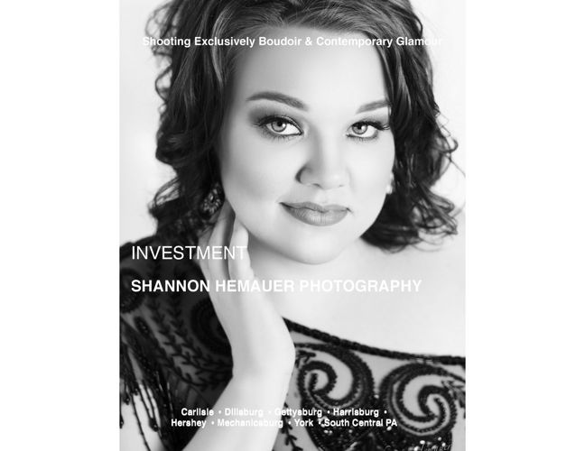Investment | Shannon Hemauer Photography